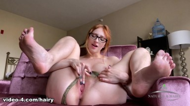 Rococo Royalle in Hairy Fun Movie - ATKHairy
