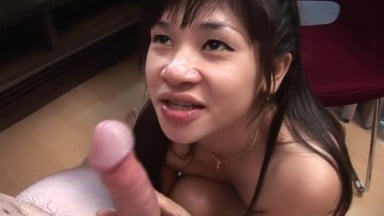 London Keys and Kaylani Lei in hottest asian, small tits adult video
