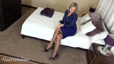 Horny Xxx Scene Milf Try To Watch For , Check It