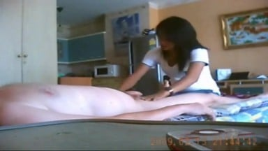 Thai Massage with happy ending