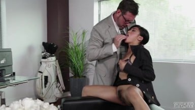 Ember Snow in An Inconvenient Mistress, Scene 2 - Wicked