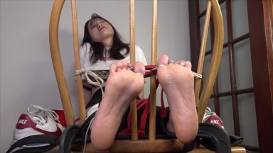 TheTickleRoom - Chinese Newbie Dia in What is Tickling FULL