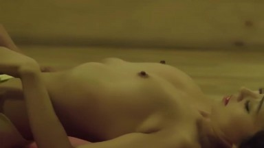 korean horny girl has passionate sex with her personal trainer