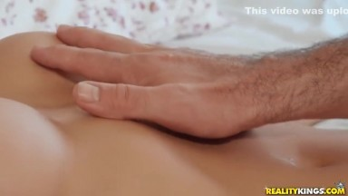 Julia The Latina Stuffs Plugs & Cock Up Her Bum With Julia De Lucia And Danny D