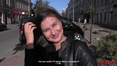 Guy Exploited Old Pickup Scheme To Penetrate Russian Girl