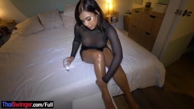 Latina Amateur Hottie From Colombia Was Late But Still Down To Suck And Fuck